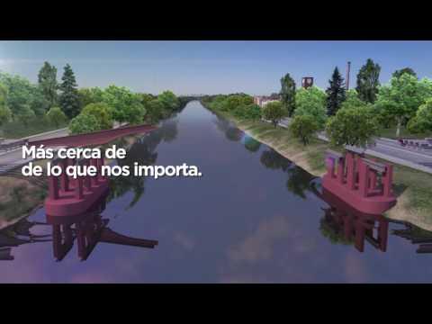 """<h3 class=""""list-group-item-title"""">Así será el Puente Lacarra</h3>"""