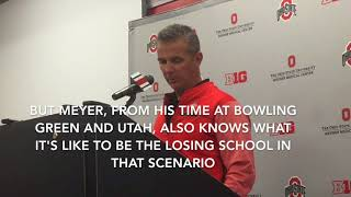 Urban Meyer stole Dwayne Haskins from Maryland, and knows DJ Durkin's pain