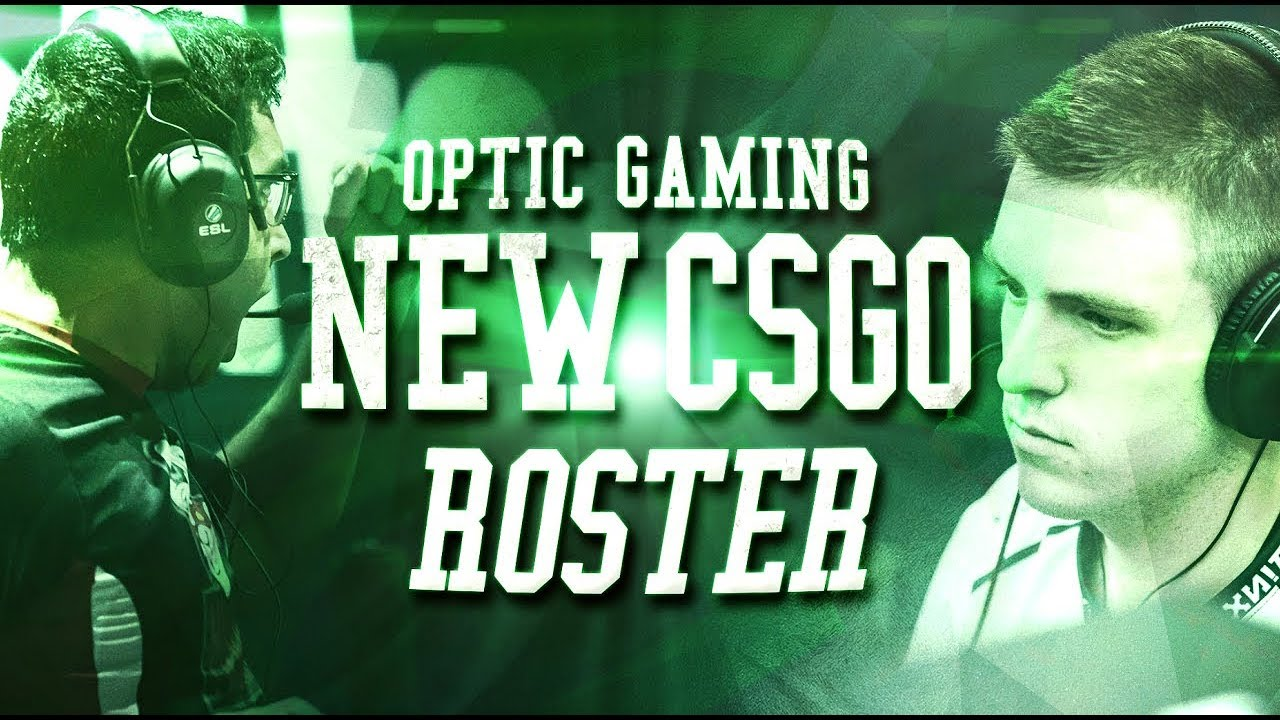 Optic Roster Csgo