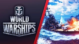 World of Warships — Обзор для Начинающих (2018)