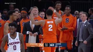 Highlights   Syracuse vs. UConn