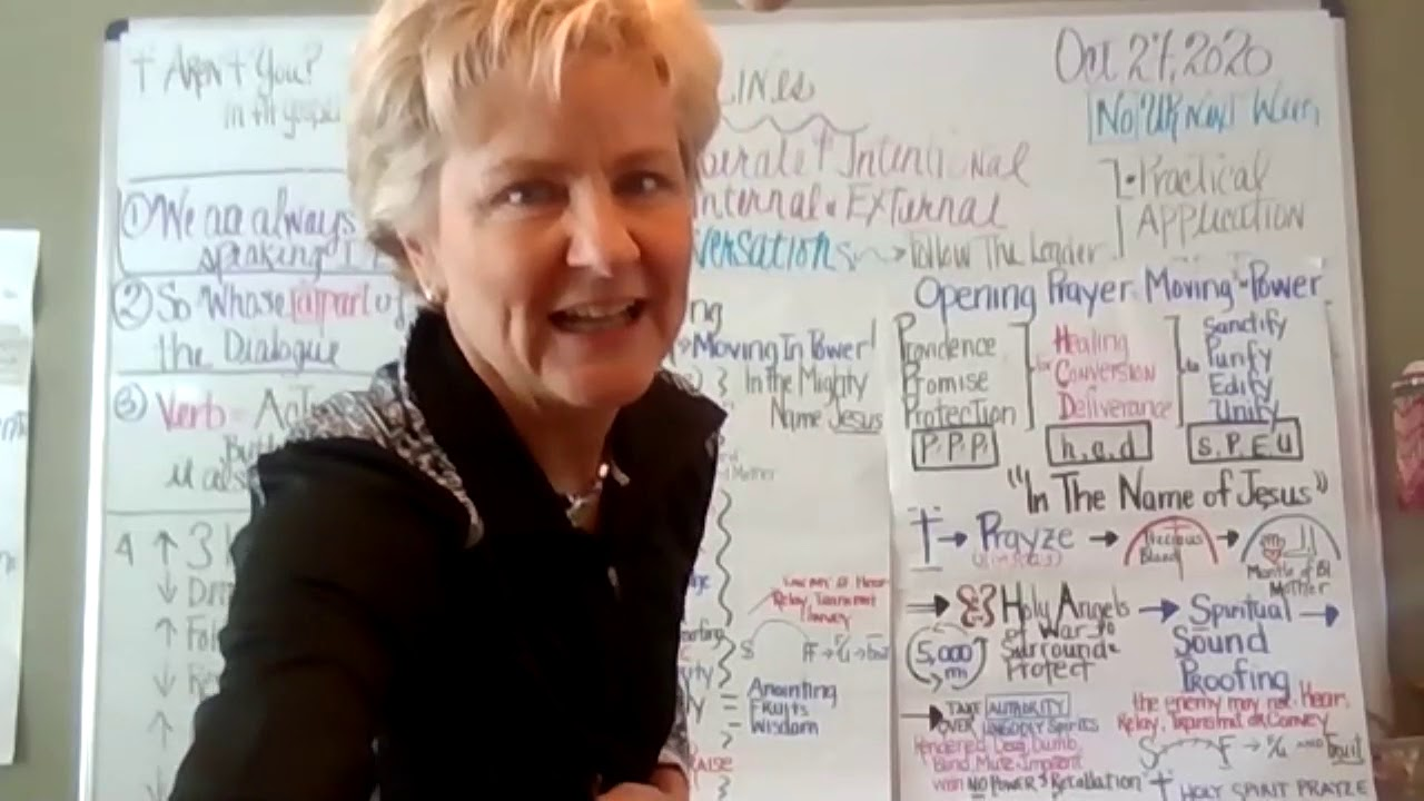 October 27, 2020: Dividing Lines - Being Deliberate and Intentional in Conversation