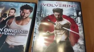Logan tribute. Complete X-men DVD collection review.