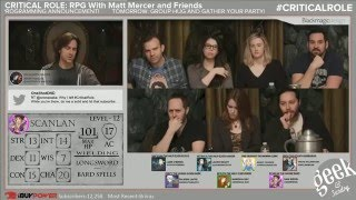 Vox Machina say goodbye to Tiberius | Critical Role thumbnail