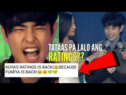 PBB OTSO | Fumiya, Ang Pagbabalik Niya Daw Ay Mas Lalong Magpapataas Ng Ratings Ni Kuya??
