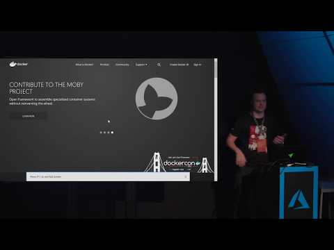 Containers, Clusters and the Cloud for Gaming - Theater Presentation 1