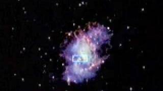 Pulsar in the Crab Nebula