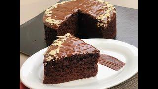 Шоколадный ТОРТ на раз два три НИЧЕГО взбивать не надо Шоколадный БРАУНИ