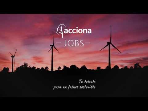 ACCIONA Jobs - tu app para trabajar en ACCIONA