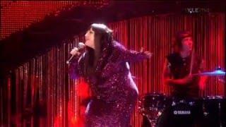 The Gossip - Your Mangled Heart, Fashion Rocks 2007 (480p)