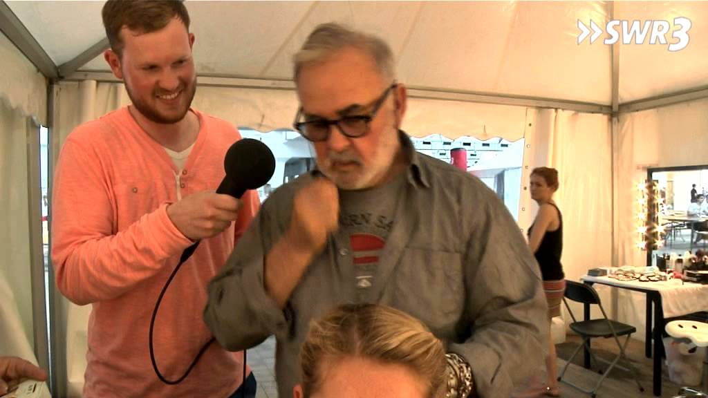 Umstyling Mit Udo Walz Fashion And Music 2013 YouTube