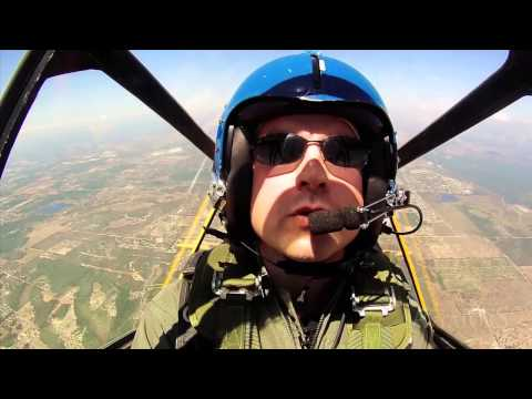 Aviators 301 FREEview: WWII Pilot Training - T-6 Texan