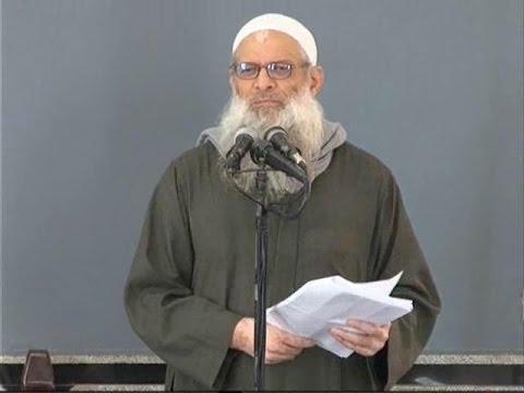 خطبة الجمعة: وجاء دور المجوس - الشيخ محمد سعيد رسلان