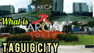 WOW! 74-HECTARE INTEGRATED MIXED-USED DEVELOPMENT! THE ARCA SOUTH! TAGUIG CITY SIGHTSEEING TOUR 2020 YouTube Videos