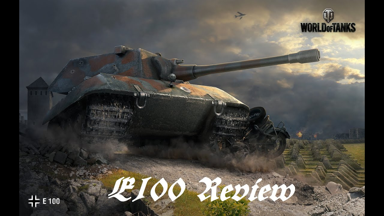 E100 !! - Tier X Review - World of Tanks Xbox 360 - YouTube
