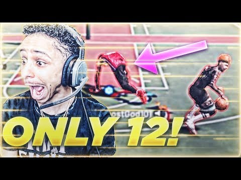 THIS 12 YEAR OLD KID IS THE BEST 2K19 DRIBBLE G0D• UNLIMITED ANKLE BREAKERS😱 CAN I GUARD HIM ?