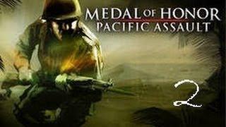 Прохождение Medal of Honor: Pacific Assault Часть 2
