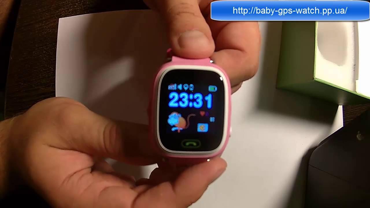 Fixitime детские телефон-часы с GPS/LBS-трекером - YouTube