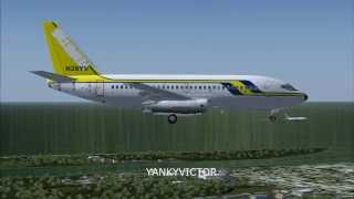 FERRY FLY 737 AFRICA-HAITI: JFK  AIRPORT #6