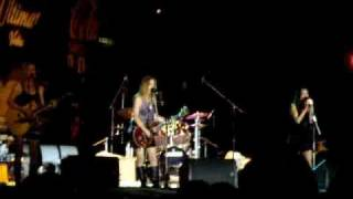 The Bangles - Eternal Flame Live in Galveston, TX 2010 Thumbnail