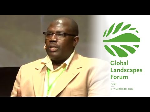 Raymond Landveld – Closing Keynote: Financing sustainable landscapes