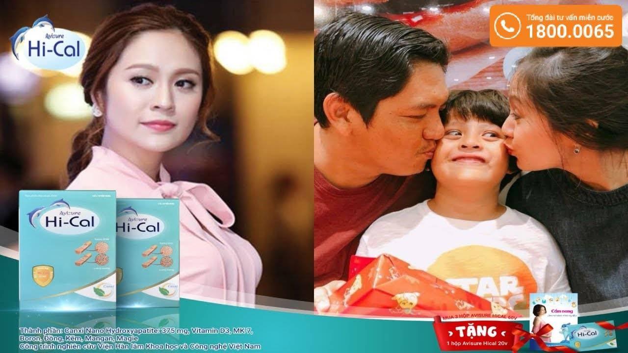 Bật bí cách bổ sung canxi cho bà bầu của diễn viên Thanh Thúy