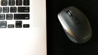 Logitech MX Anywhere 2 Wireless Mouse Review: Too Small For Some