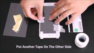 Circlemalls - Easy Way to Apply Screen Protector Perfectly