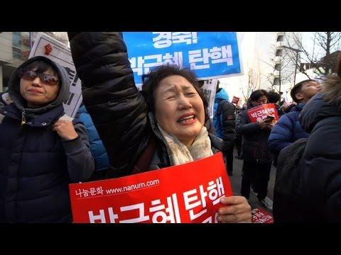 S. Korea constitutional court sacks president