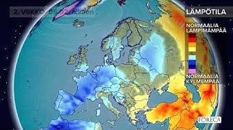 Kuukausiennuste lämpötiloista 30.1.2018: Talvinen helmikuu ennusteissa