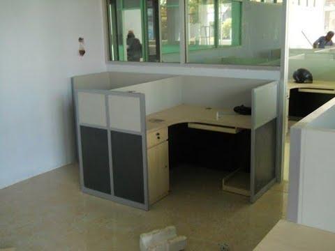 Meja Sekat Kantor   Interior Ruang Staff Kantor   Semarang