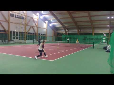 Tennis Pro Am mix amateur Moscow !