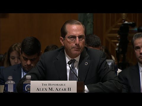 Azar: HHS Has Custody of 2,047 Migrant Kids