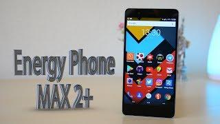 Energy phone Max 2+, MEJOR SONIDO Y BATERIA 149€