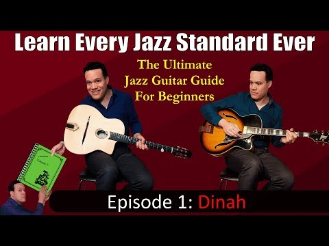The Ultimate Jazz Guitar Guide For Beginners