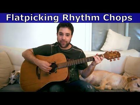Advanced Country Rhythm - Guitar Lesson Tutorial w/ TAB