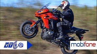 'Soi' xế phượt Kawasaki Versys 1000 giá 419 triệu đồng | VTC