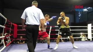 Agron Smakici vs Giorgi Tevdorashvili