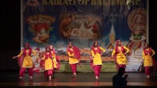 kairali of baltimore christmas new years 2017 rangeelo maro dance