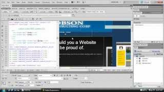 Learning Adobe Dreamweaver CS5: Lesson 1
