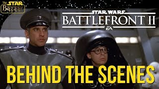 Battlefront 2 | Behind the Scenes At EA/DICE