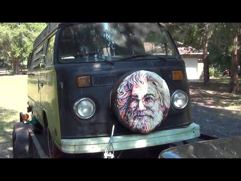1978 VW Bus Camper Walkaround
