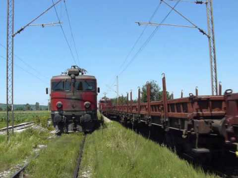 serbia trains rail transport,severina lok serije 444 2008 god
