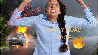 Road rage compilations - instant karma 2019 - Ultimate road rage