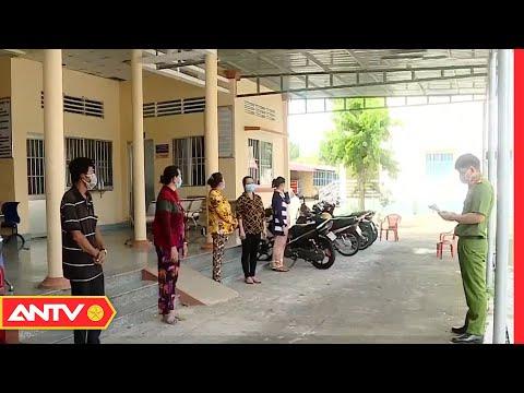 Phạt 90 Triệu đồng 6 Người Tụ Tập đánh Bạc Tại Vĩnh Long Bất Chấp Dịch Covid-19   ANTV