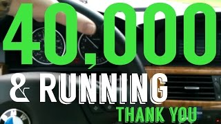 40,000 and running