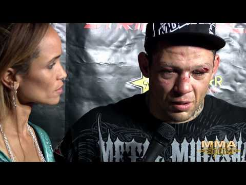Babalu Beats Lawler: Post-Fight Interview