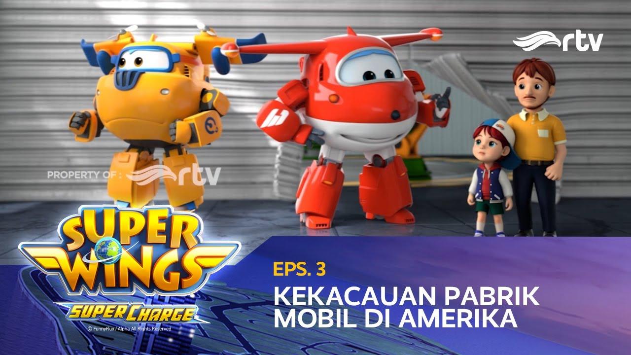 super wings indonesia rtv  kekacauan pabrik mobil di