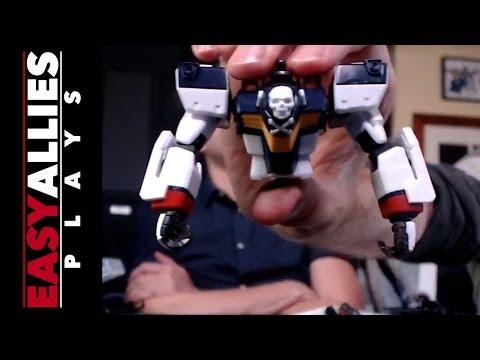 Amateur Gundam Construction - Level 5 (Pt. 1)