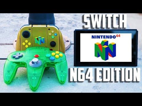Nintendo Switch N64 Edition